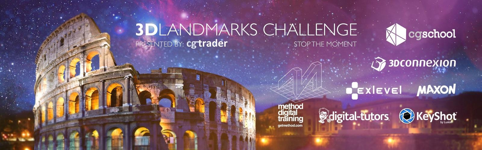 3D Landmark Challenge