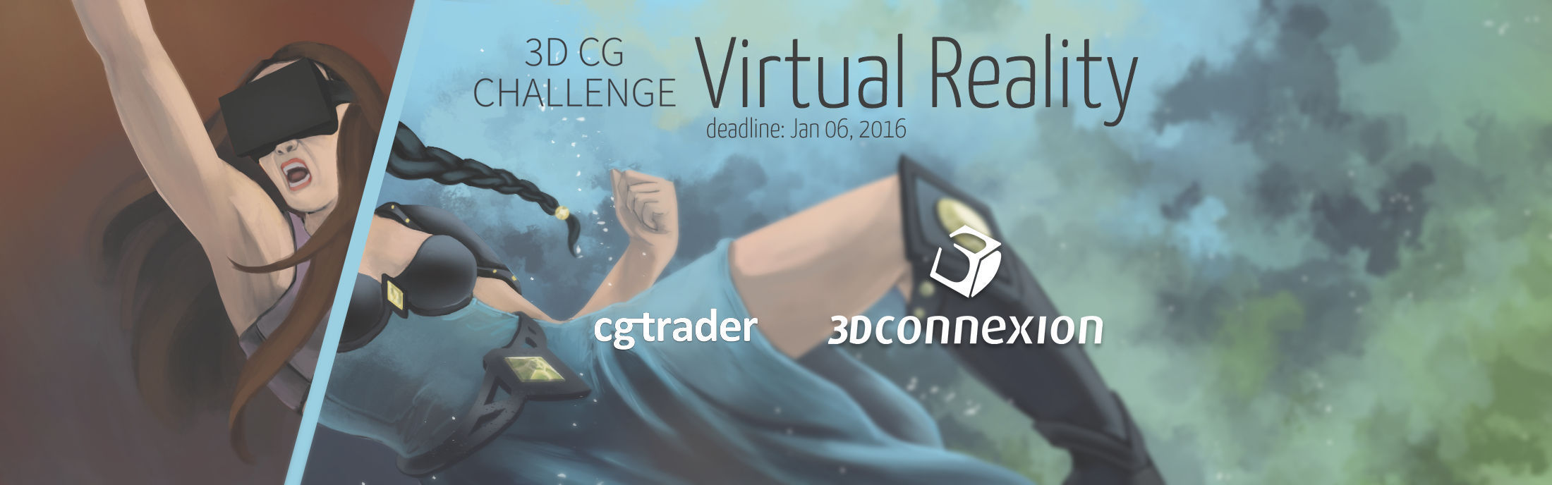 Virtual Reality Environment Challenge