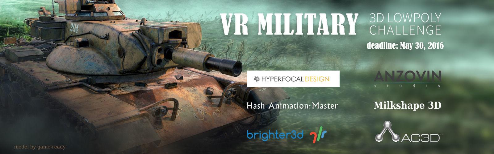 VR Military Challenge