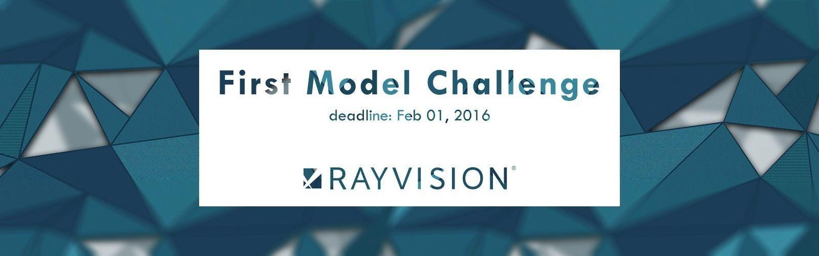 First Model Challenge