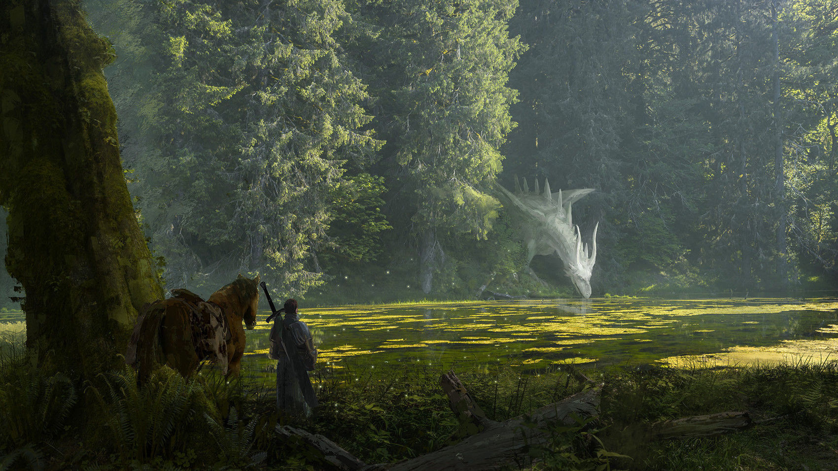 The CGTrader Digital Art Competition is over. See the winning artworks here! 6