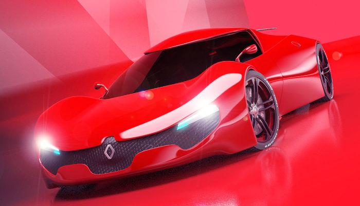 renault fazer concept car 2017