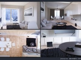 visualization of an apartment for a young family