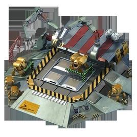 2.5 D Mechanical scene 3
