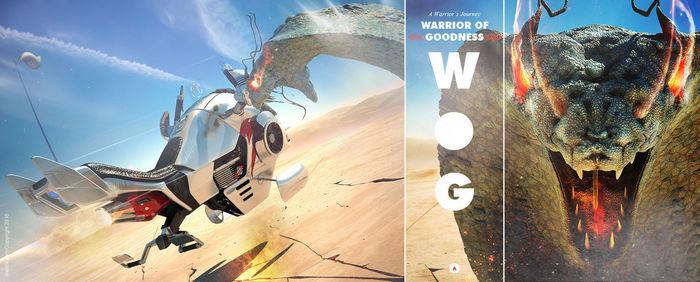 WOG Warrior of Goodness