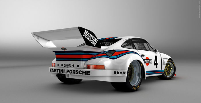 Porsche 935 JAZZ