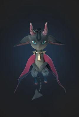 Tiny Devil Horn