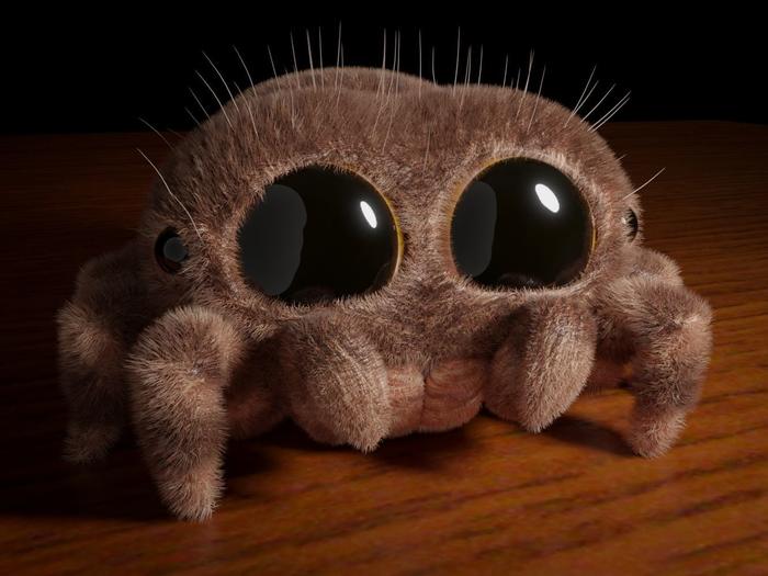 Cute Spieder