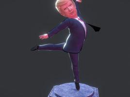 President Trump Fly to Danang Apec2017
