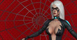 Marvel Black Cat