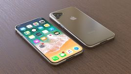 iPhone XI 2018 concept