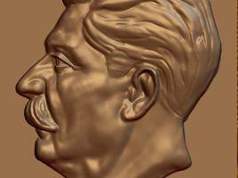 Joseph Stalin relief