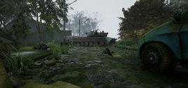 Post War Street - Abandonment