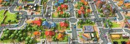 3d Game Street