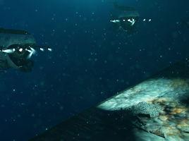 MIR Submersible @ Titanic