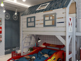 "HK kids room ""Lightning McQueen"""
