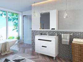3d render bathroom collection