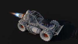 Battle Buggy Car