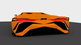 upercar Venomsia Concept