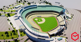 Dodger Stadium - Los Angeles