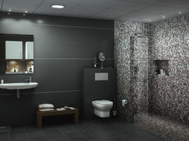 New grandfather bathroom