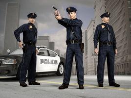 The NY City Policeman  3D model