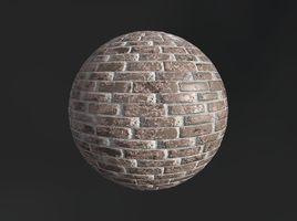 Rock Bricks material PBR