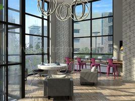 Aminities Area Renderings of Modern Community Apartment by Yantram 3d interior modeling Milan, Italy