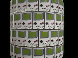 Gameboy Procedural Texture