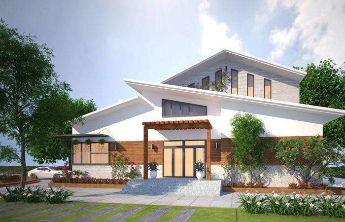 villa garden design in vietnam cgtradervilla garden design in vietnam