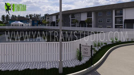 360 Walkthrough, 3D Architectural Animation of Community by Yantram Architectural Walkthrough Services, Vancouver - Canada