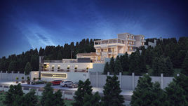 Boutique Hotel Project in Antalya