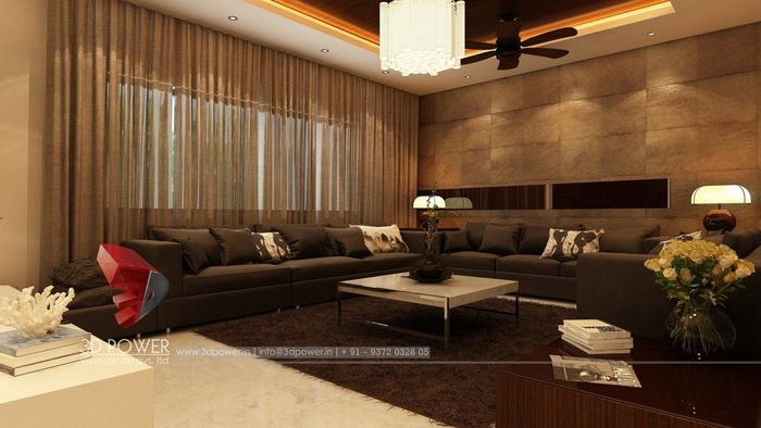 3D Rendering U0026 Designing Of The Rich Class Home Interior