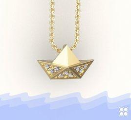 pendant jewelry ship