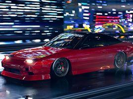 nissan 240sx tokyo night