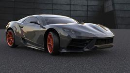 Car design Abai Sikumbaev 2018
