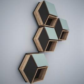 Cubish Wall Shelf
