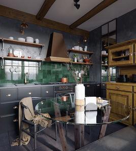 Set of my visualizations (interiors)