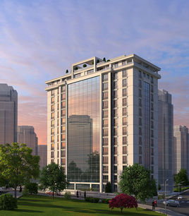 An apartment project in Istanbul - Turkey