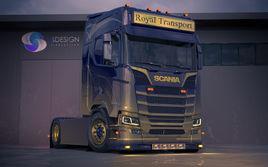Scania Royal Transport