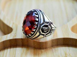 Silver ring 4 mens