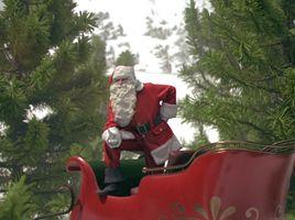 Free 3DPEOPLE Model - Santa