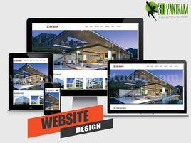 Website Design / Development Services by Yantram Corporate Identity Design Agency, New jersey - USA