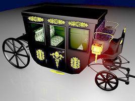 VIP Horse Carriage