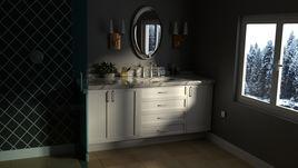 Interior Design / Bathroom Design