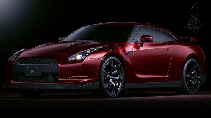 Nissan GT-R [Evermotion] Showcase
