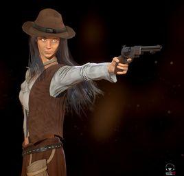 Tara West: Outlaw