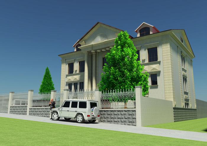 residential house