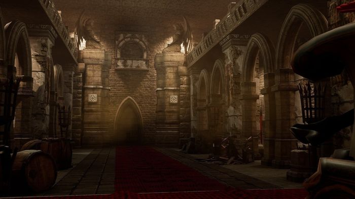 The Vampire's Castle