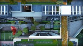 Rendering Elevation For Apartment & 3D Rendering